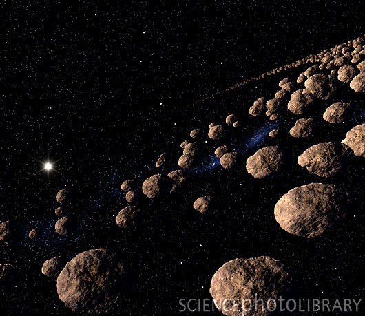 planetoids and asteroids - photo #38